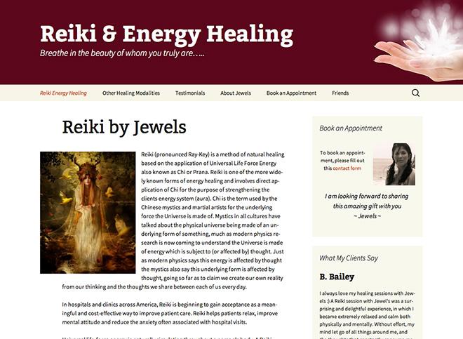 ReikiByJewels.com