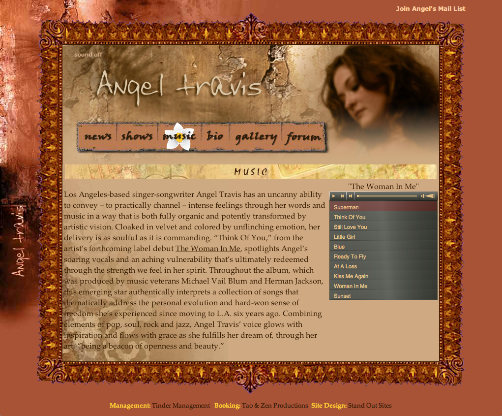 AngelTravis.com
