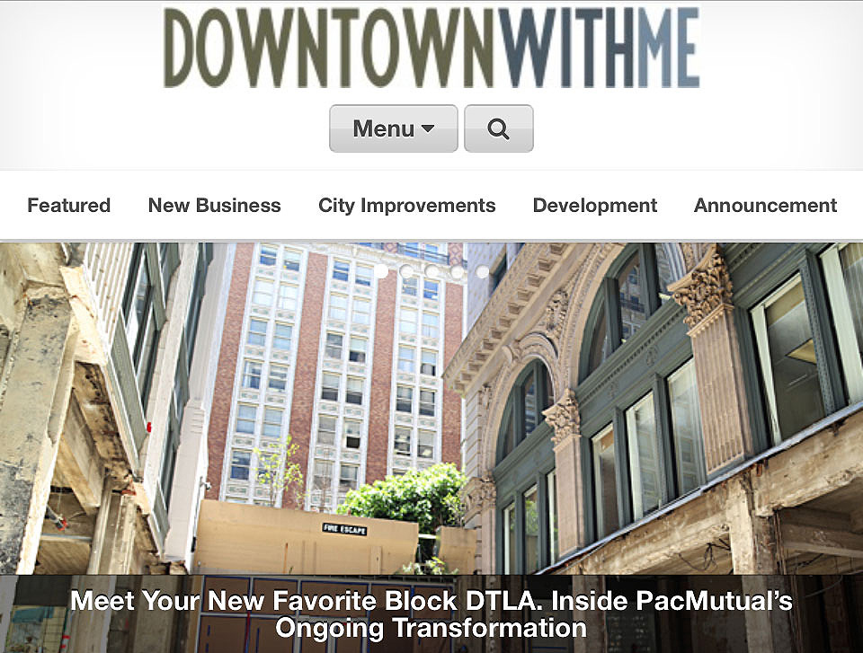 DowntownWithMe.com