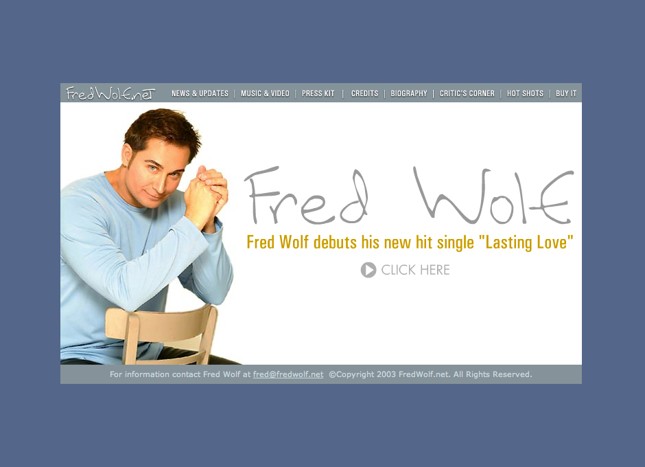 FredWolf.net