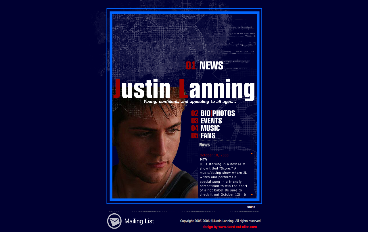 JustinLanning.com
