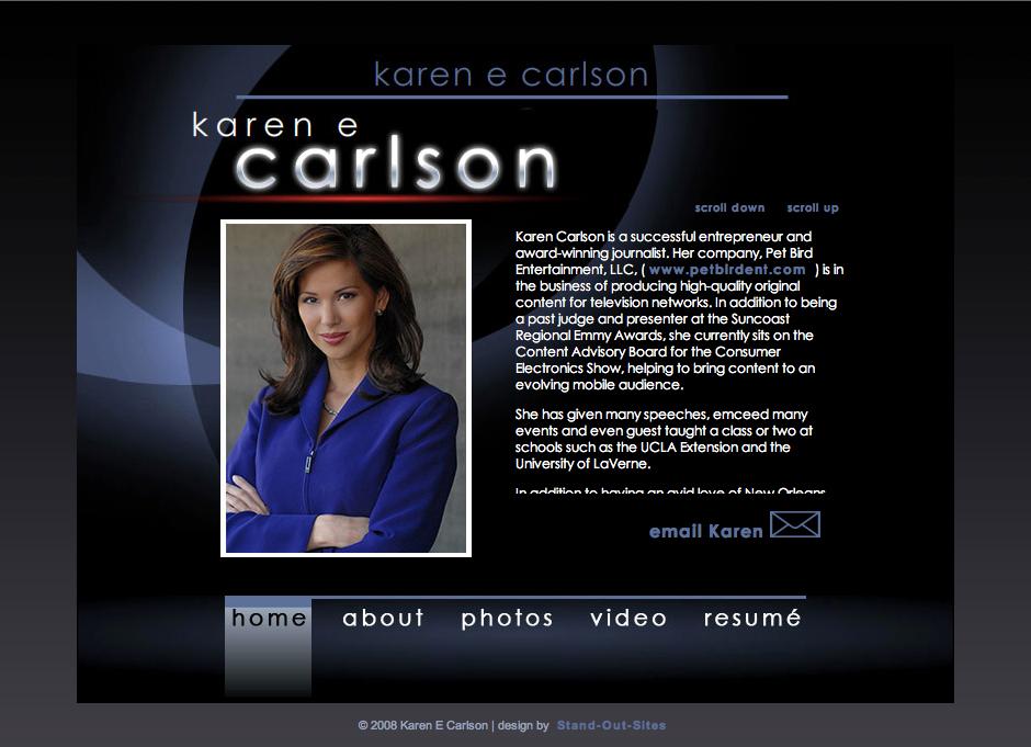 KarenECarlson.com