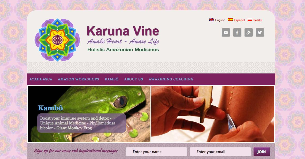 KarunaVine.com