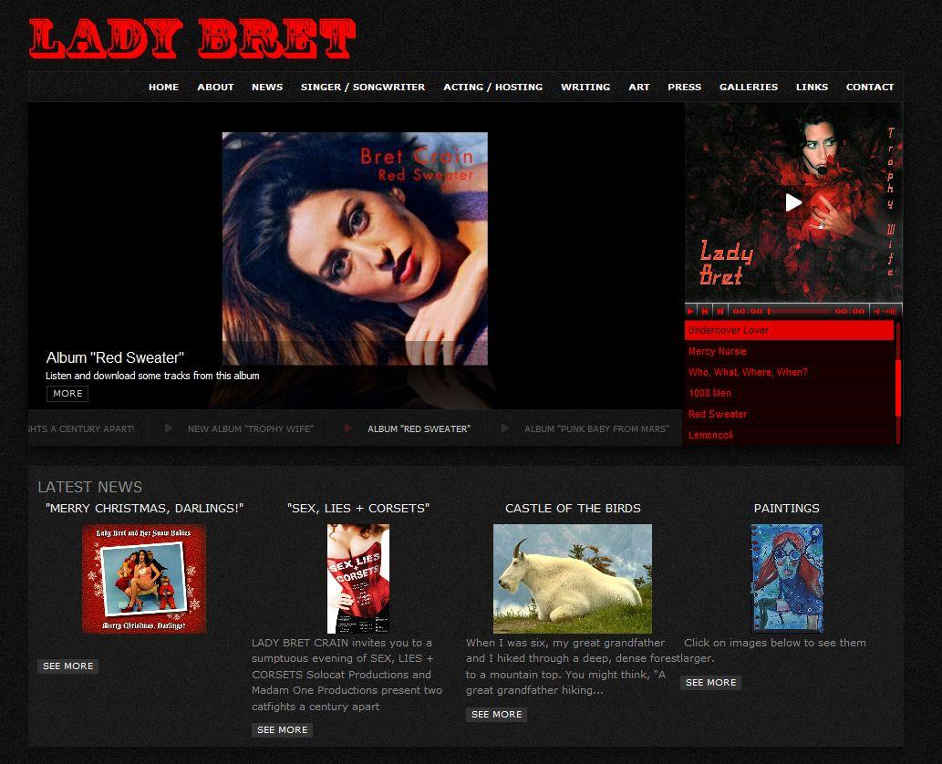 LadyBret.com
