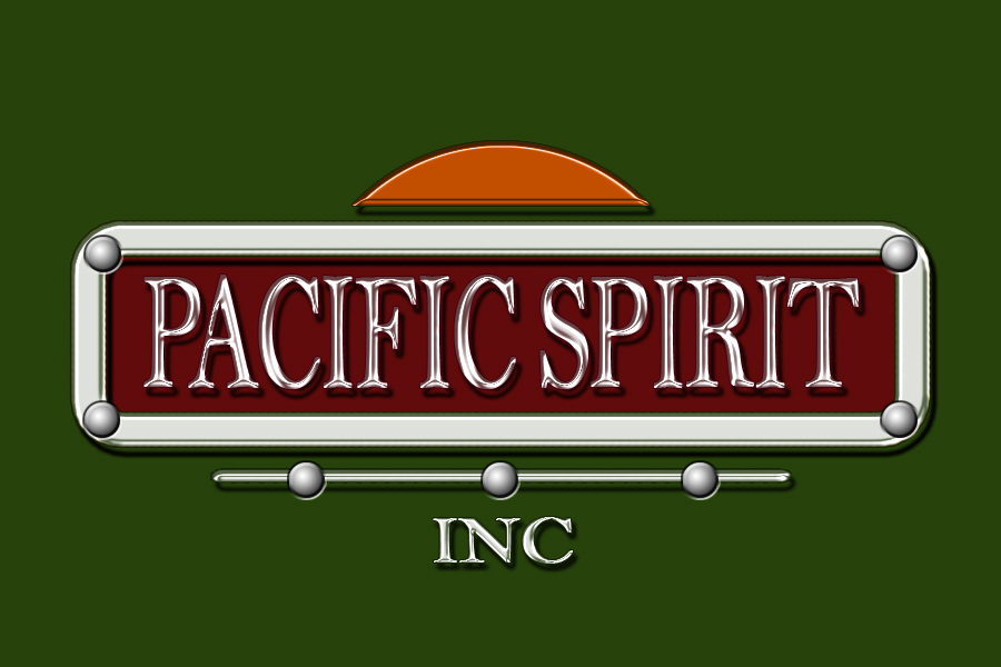 Pacific Spirit Construction Logo