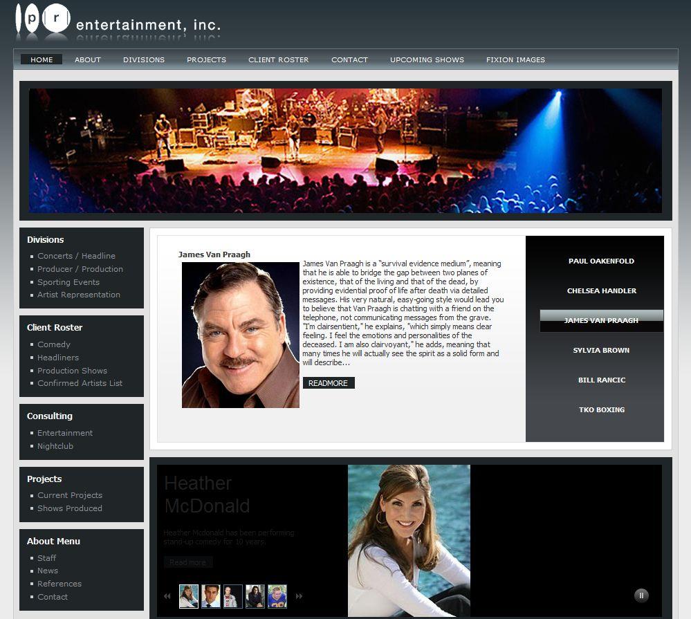 PRentertainment.net