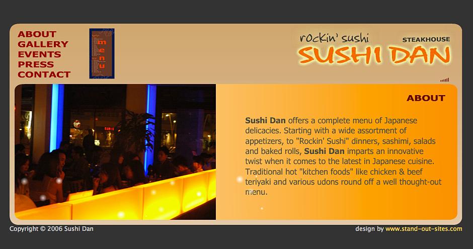 SushiDanLA.com